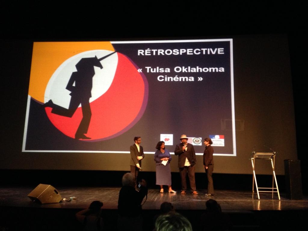 Tulsa Oklahoma Cinema Retrospective