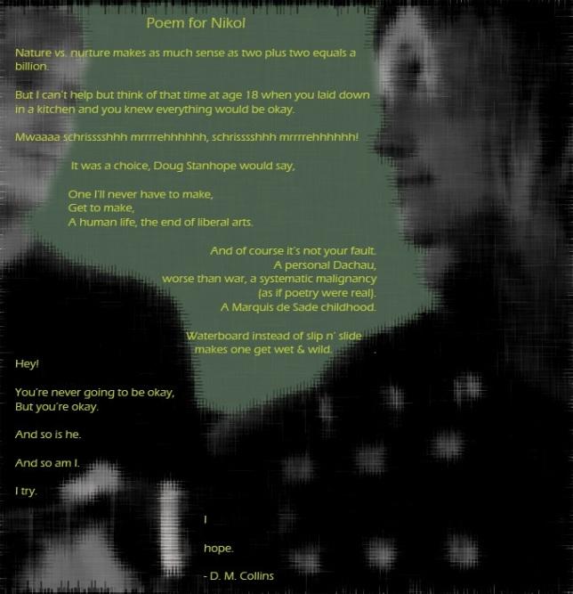 Poem for Nikol